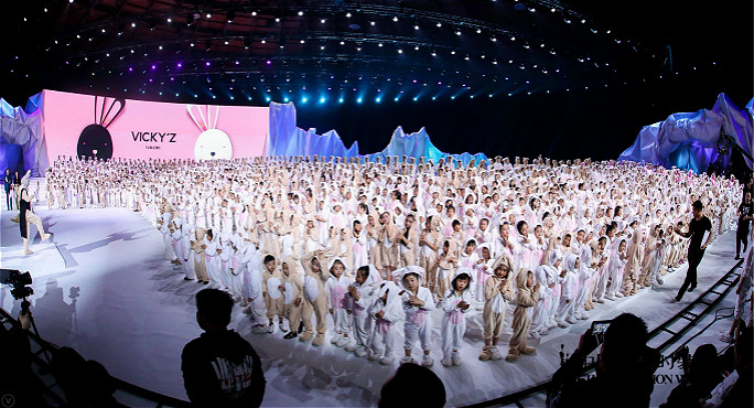 Largest gathering of people dressed as rabbits_inside1