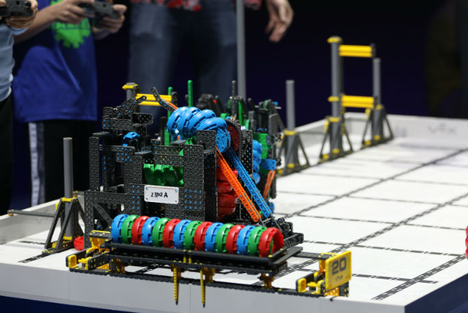 Robot Competition 4