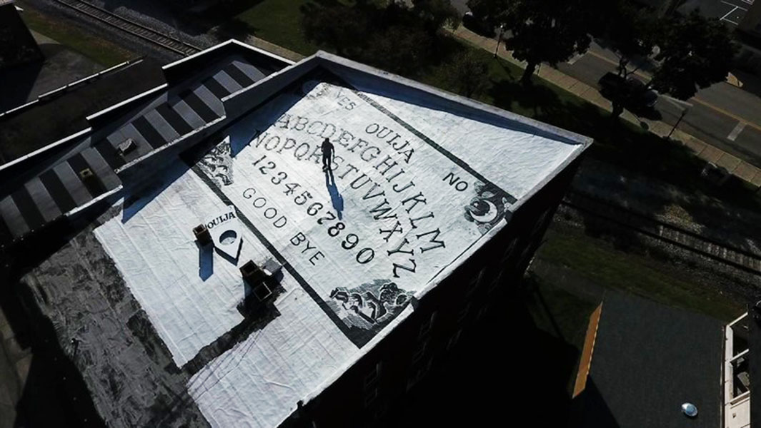 Largest ouija board new