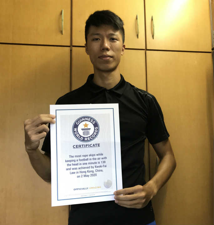 Kwok-Fai Law with certificate