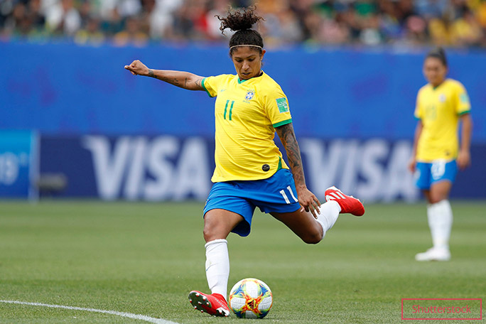 Women's World Cup Cristiane