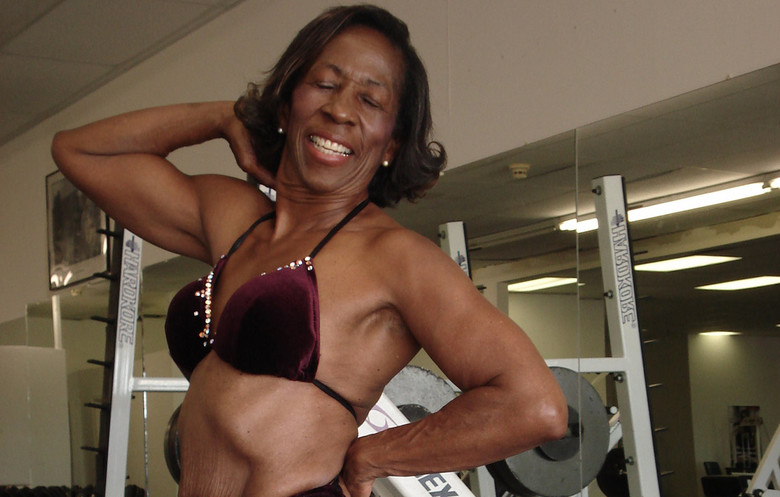 Oldest bodybuilder (female)